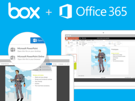 Box、「Box for Office Online」を発表--「Office Online」との連携を実現