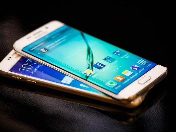 「Galaxy Note 5」「Galaxy S6 Edge Plus」、IFA 2015で披露か