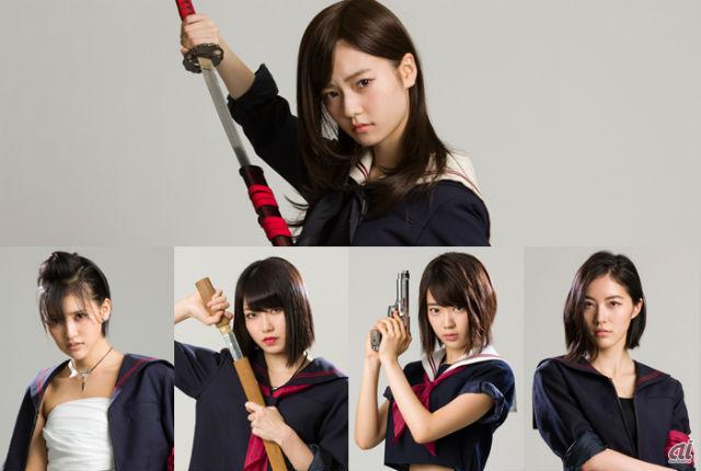 前へ 次へ 出典  前田&大島出演も…AKB「マジすか学園5」が地上波放送でないワケ