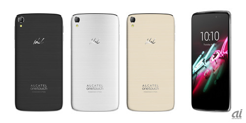 「ALCATEL ONETOUCH IDOL 3」
