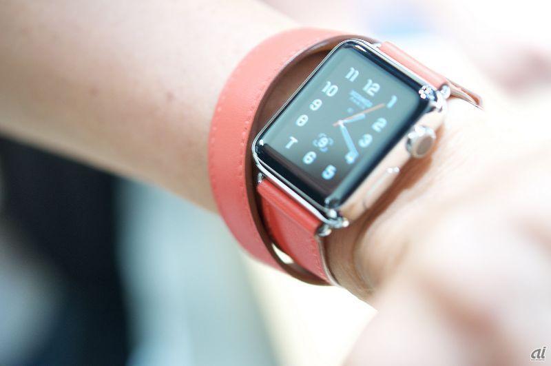 best service c7885 3969e Apple Watch Hermes」は何が違う?--エルメスらしい3スタイルの ...