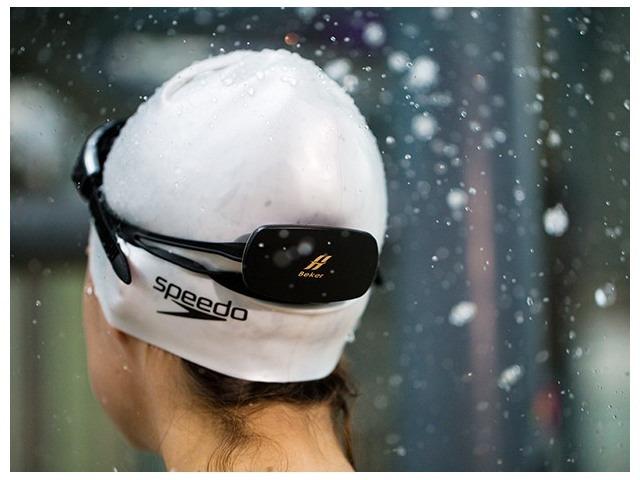 骨伝導式の防水MP3音楽プレーヤー「Beker」--水泳やサイクリングに - CNET Japan