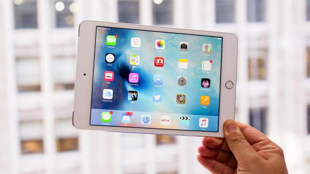 ipad mini 4 を写真で見る アップルの7 9インチタブレット cnet japan