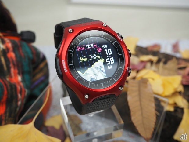 Smart Outdoor Watch「WSD-F10」