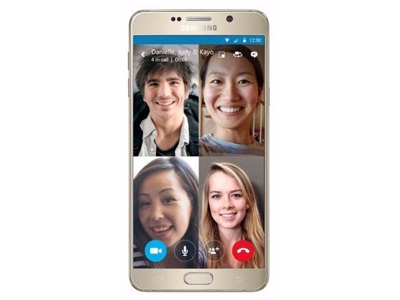 skype ビデオ 通話