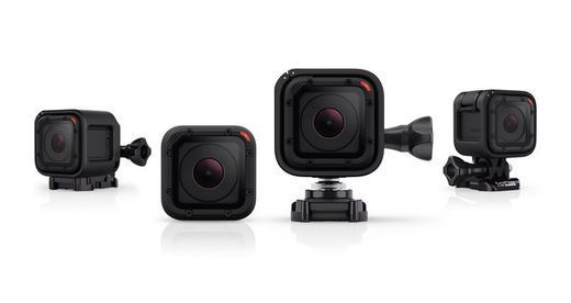 GoPro HERO4 Session(出典:GoPro)