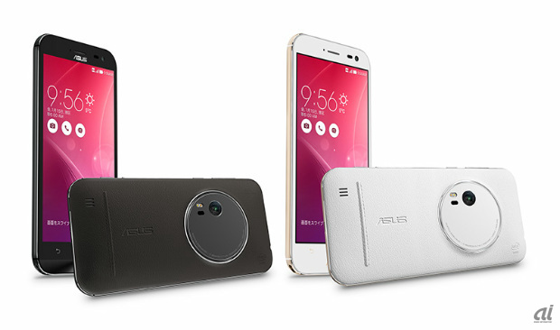 「ZenFone Zoom(ZX551ML)」