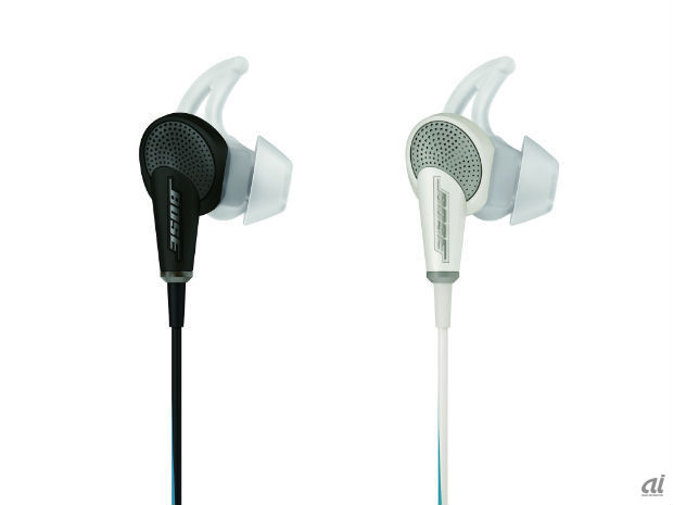 「Bose QuietComfort 20 headphones」