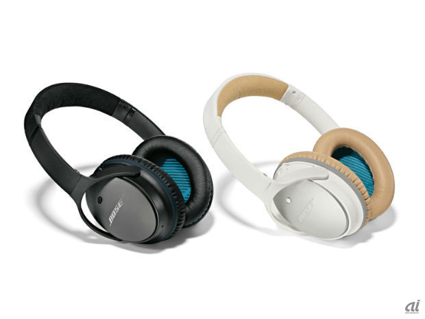 「Bose QuietComfort 25 headphones」