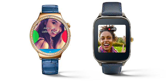 「Android Wear」に新しいハンズフリー機能