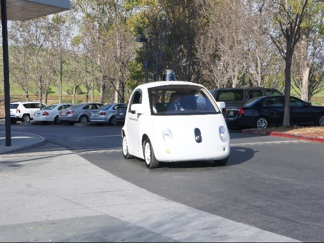 google self driving car pdf