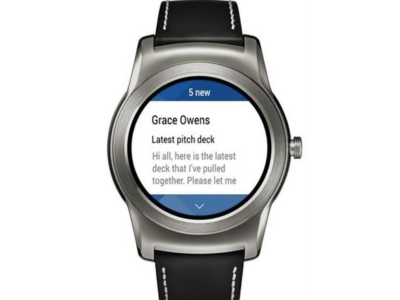 MS「Outlook」、最新アップデートで「Android Wear」に正式対応