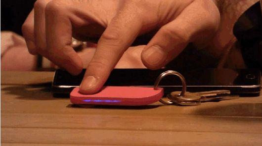 Askey・鍵をかけたかチェックできるキーホルダー。スペアキー・ディンプルキー・ロッカー・金庫・の合鍵はネット注文で新カギ宅配俺の合鍵へ。