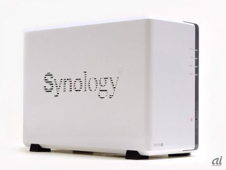「Synology DiskStation DS216j」