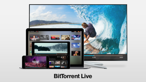 BitTorrent Live TV