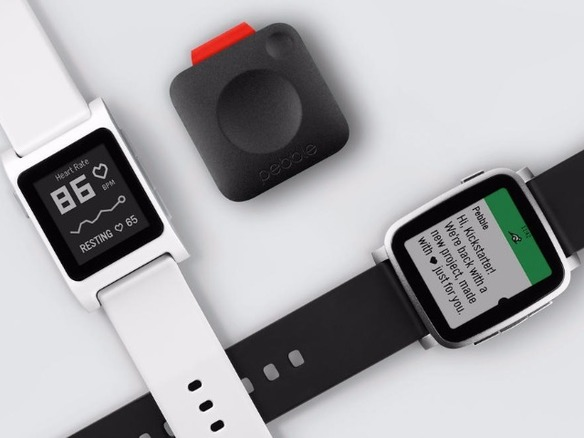 「Pebble 2」「Pebble Time 2」「Pebble Core」--写真で見るPebble新製品