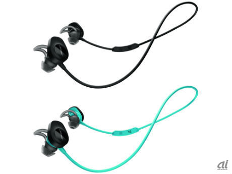 「Bose SoundSport wireless headphones」