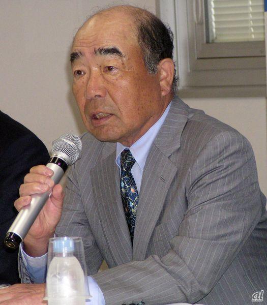 JASRAC新理事長に浅石道夫氏が就...