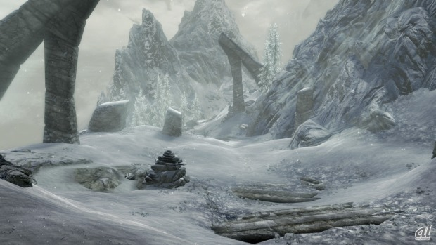 「The Elder Scrolls V: Skyrim Special Edition」スクリーンショット