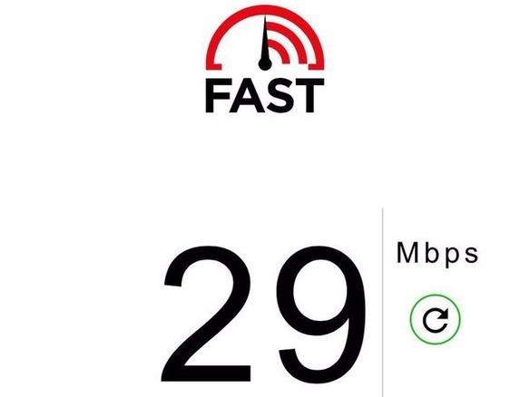 netflix ネット速度計測アプリ fast speed test をリリース cnet japan