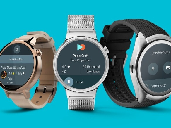 Android Wear 2 0」、リリースは2017年に--新開発者プレビューは「Google