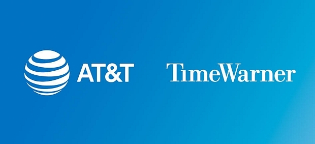 AT&T、Time Warner買収合意