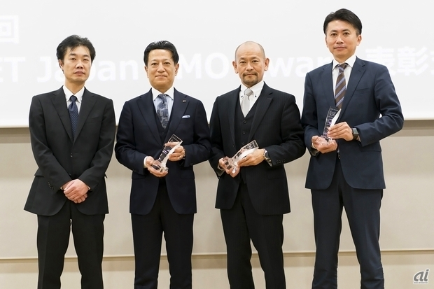 第4回「CNET Japan CMO Award」の受賞者