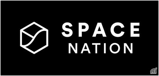「Space Nation Astronaut Program」のロゴ