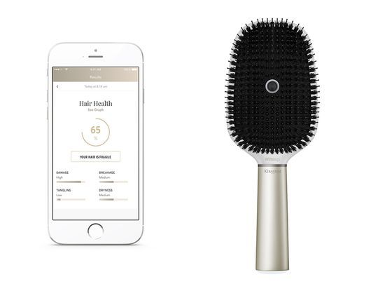 「Kerastase Hair Coach Powered by Withings」