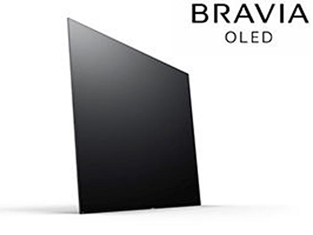 ソニー、4K有機ELテレビ「BRAVIA A1E」を発表--画面から音が出るスピーカレス
