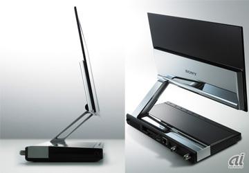 ソニーが2007年に発売した11型の有機ELテレビ「XEL-1」。税別価格は19万476円だった