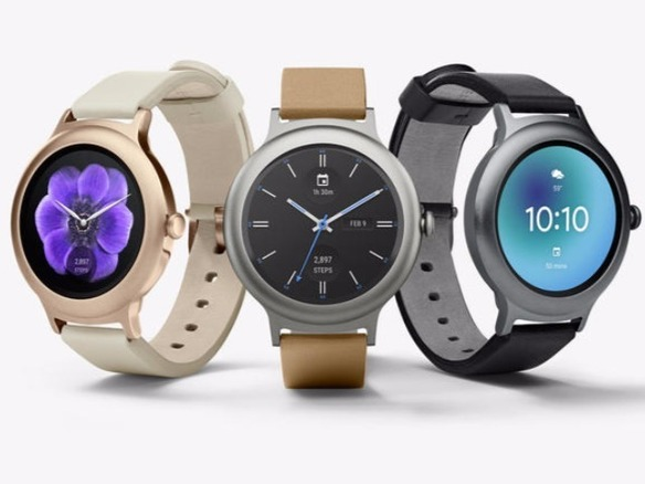 「Android Wear 2.0」が2月10日リリース、「LG Watch Style」「LG Watch Sport」も同日発売へ