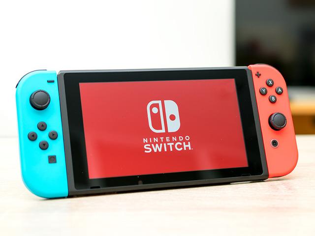 任天堂、Nintendo Switchの世界累計販売台数が1000万を突破