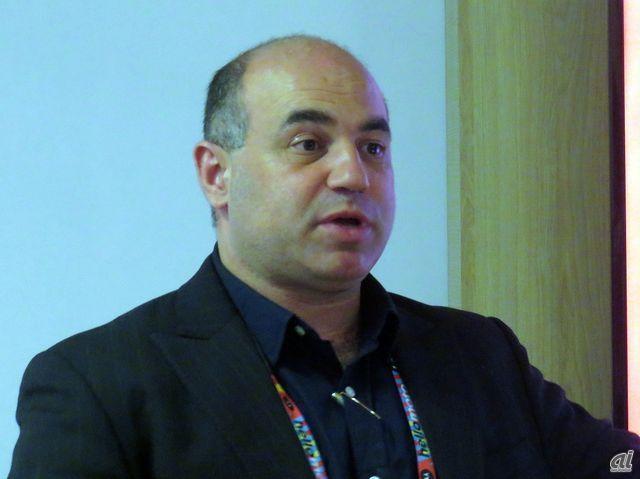 Danny Adamopoulos氏