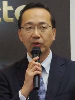 JVCケンウッドメディア事業部CPMの林和喜氏