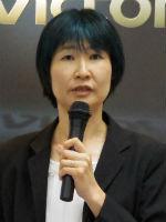 JVCケンウッドメディア事業部技術統括部の新原寿子氏