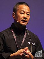 ディーアンドエムホールディングス国内営業本部営業企画室室長の上田貴志氏