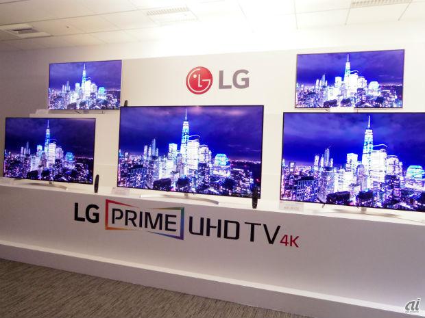 4K液晶テレビ2017年モデル