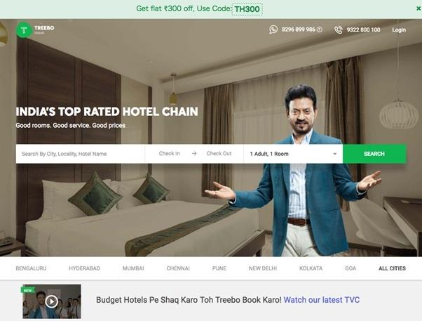 インドで進む「ホテル予約」の再...