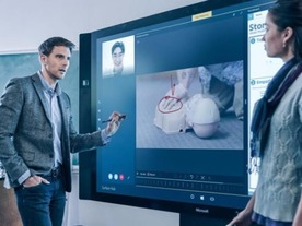 「Surface Hub」向けに「Windows 10 Creators Update」提供、さらに強力に