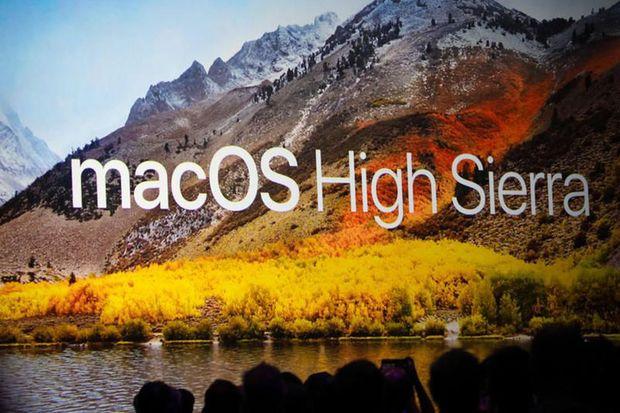 """次期macOSは「High Sierra」--""""..."""
