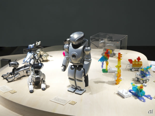 「AI×ロボティクス展示 in Sony Square Shibuya Project」