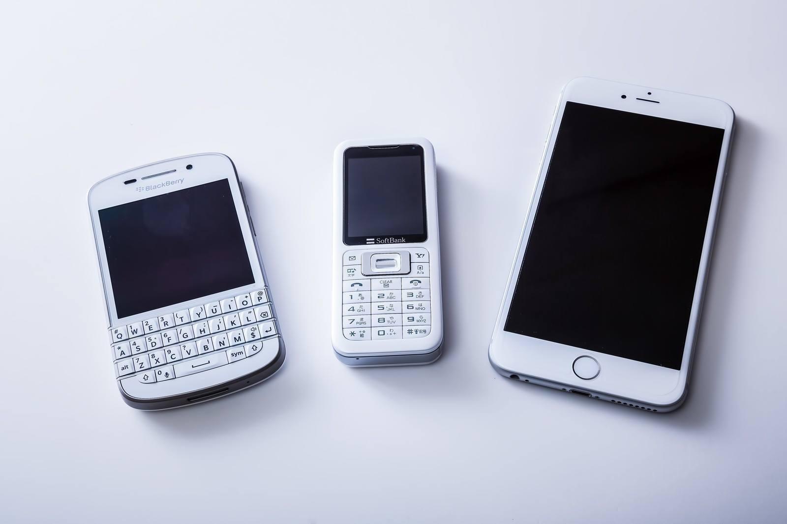自宅に眠っている埋蔵携帯の価値...
