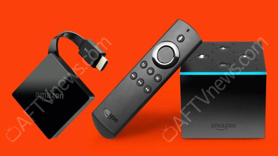 Amazonの新型Fire TVとされる画像