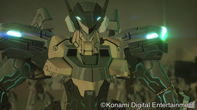 比較画像(「ANUBIS ZONE OF THE ENDERS : M∀RS」)