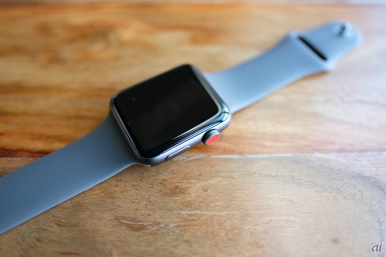 Apple Watch Series 3 GPS+Cellular アルミニウム・スペースグレイ