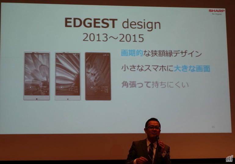 かつてのEDGESTデザインと課題