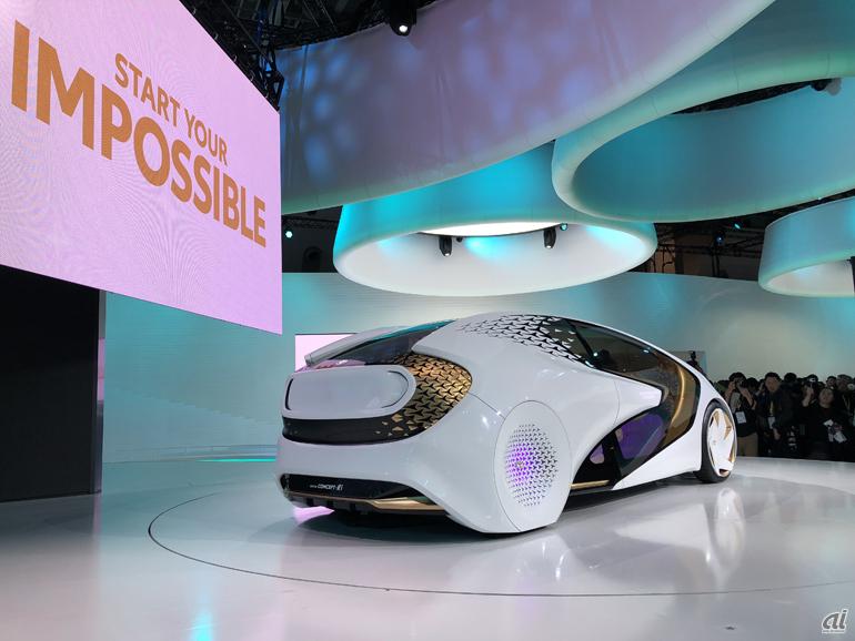 東京モーターショー2017開幕,,注目のAIを活用したコンセプトカー