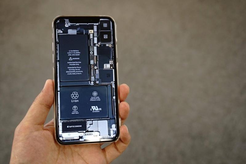 早速iPhone Xに設定してみた