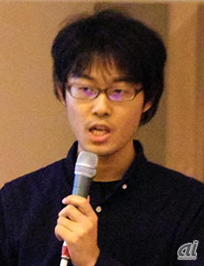 レコチョク事業システム推進部 ミュージックアーキテクトグループの江藤光氏